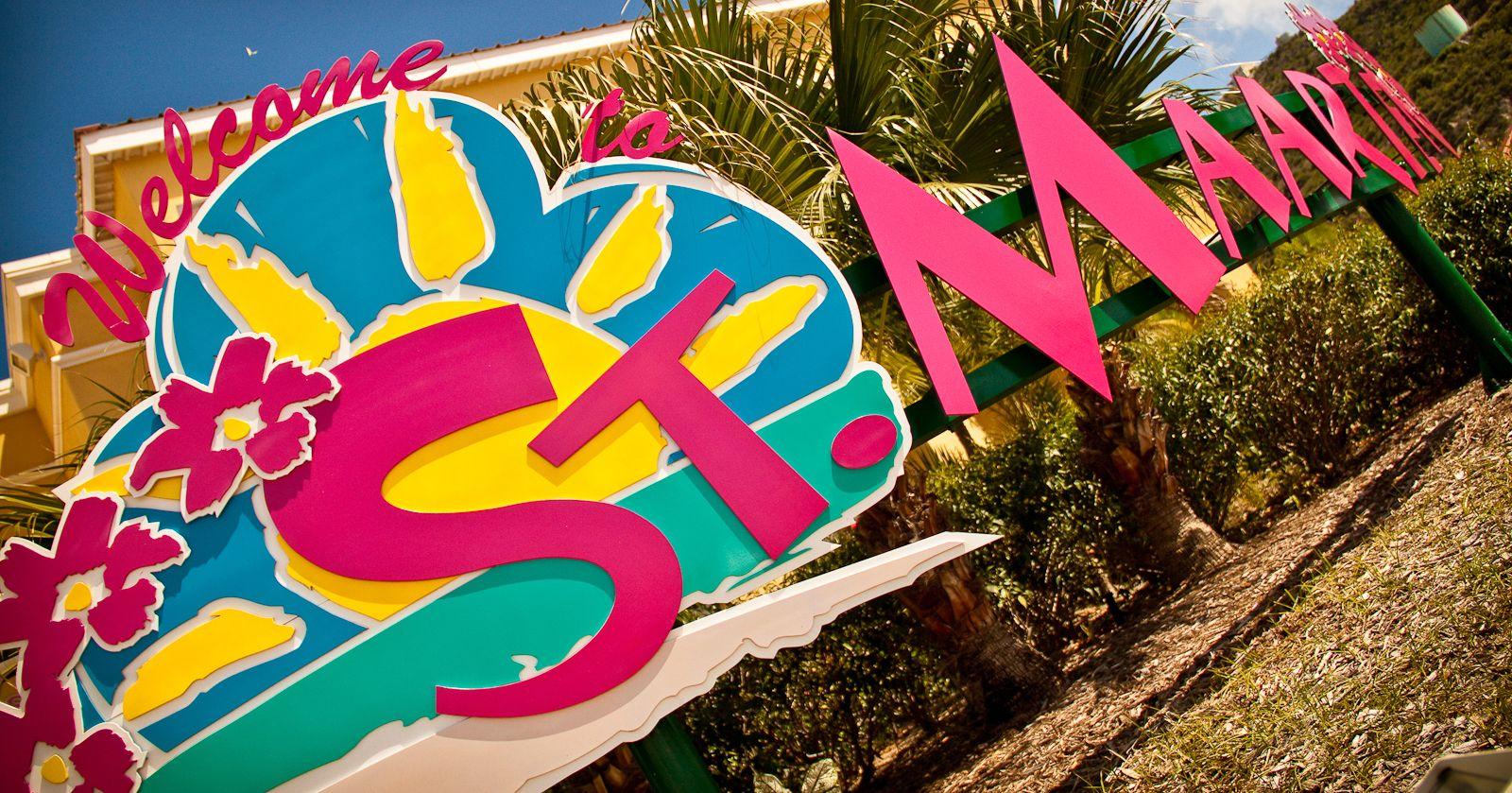 Sint Maarten Island PJ7/G3TXF DX News