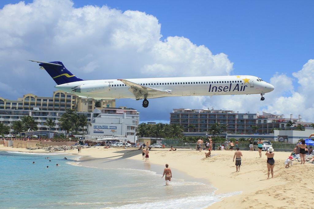 Sint Maarten Island PJ7AA