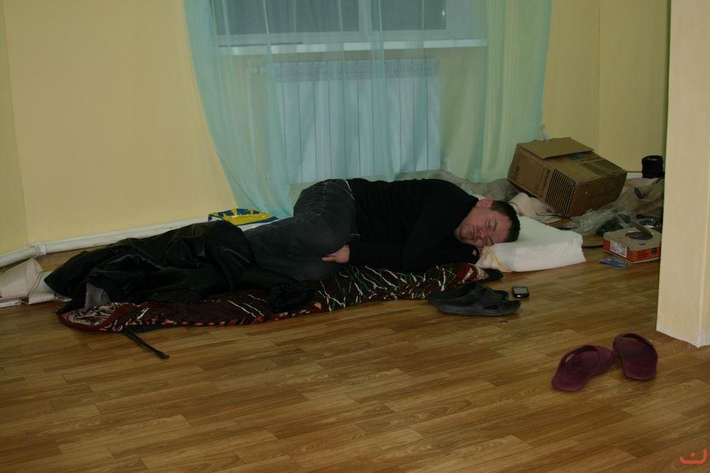 Sleeping RDA