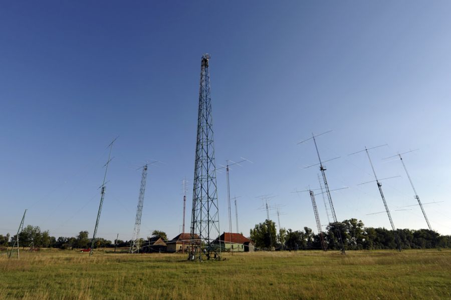 Slovak Republic OM8A Antennas