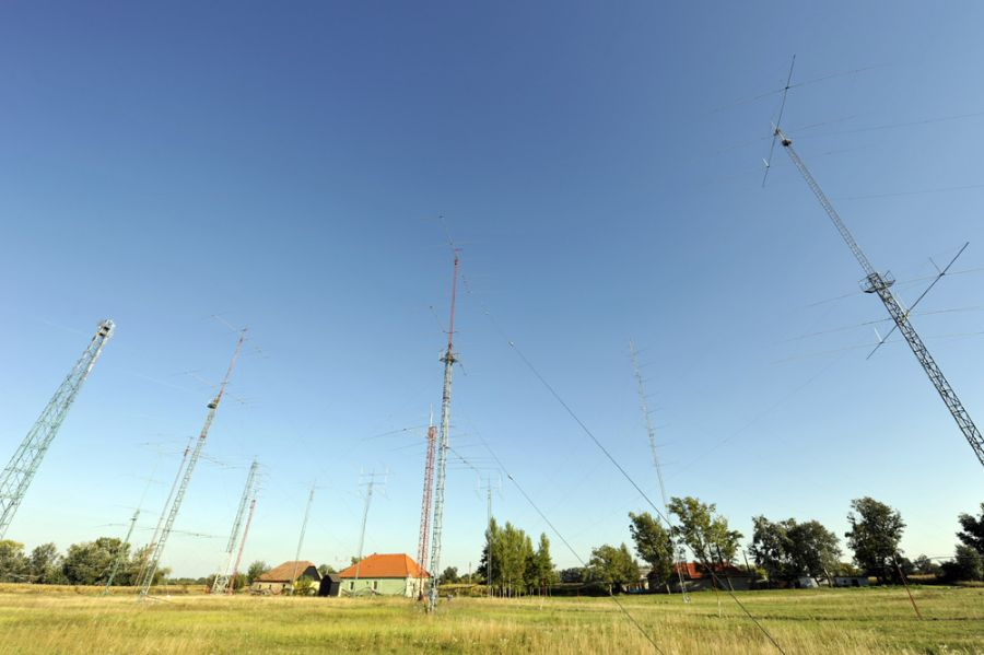 Slovak Republic OM8A Towers