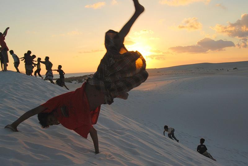 Socotra Island Yemen 7O6 7O6T