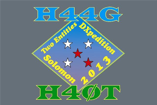 Соломоновы острова H44G