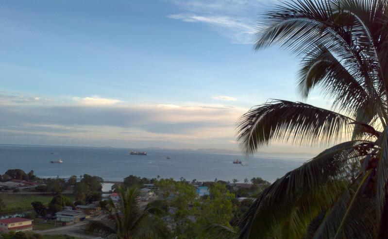 Solomon Islands H44USMC