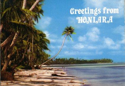 Solomon Islands Honiara H44FT