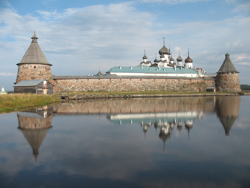 Solovetsky Islands UA1OEJ/P DX News 2013