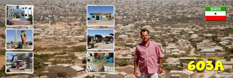 Сомалилэнд 6O3A 2012 QSL