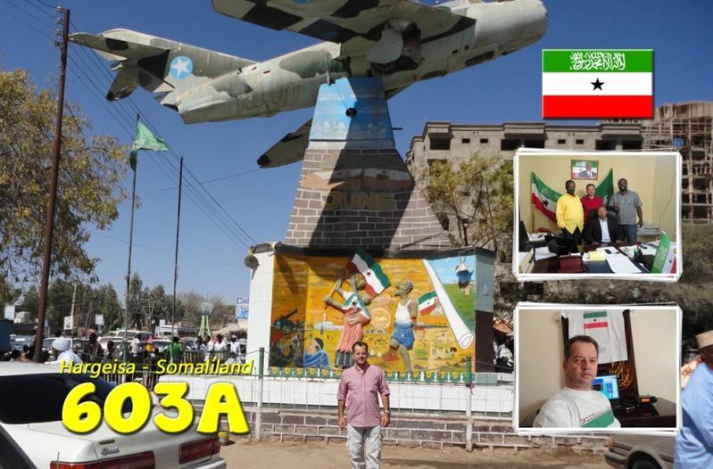 Сомалилэнд 6O3A 2012