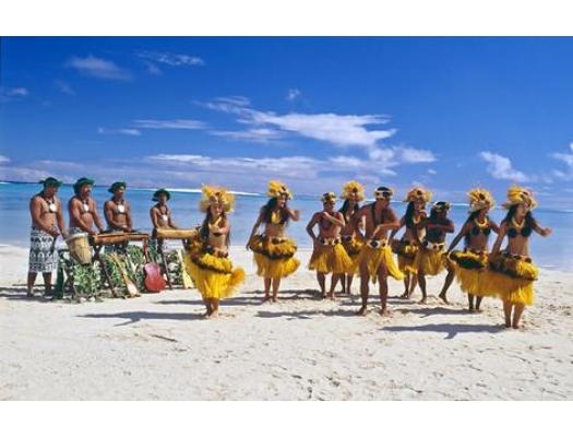 Остров Кука E51BKM E51GMH Танцы