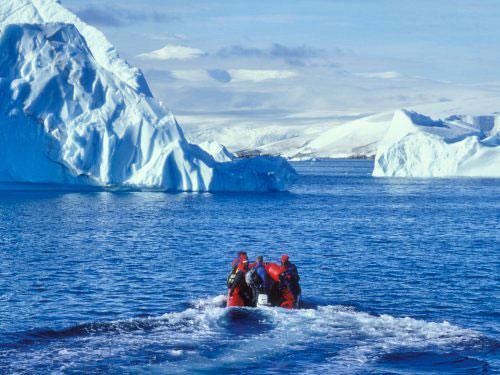Южно Шетландские Острова Антарктида LU1ZI