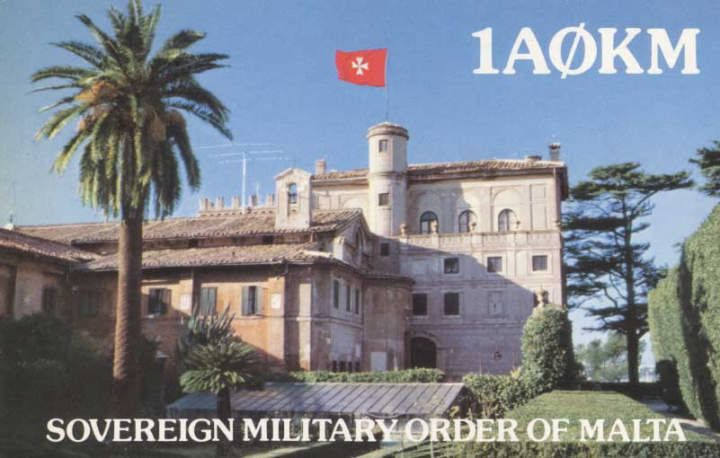 Sovereign Military Order of Malta 1A0KM