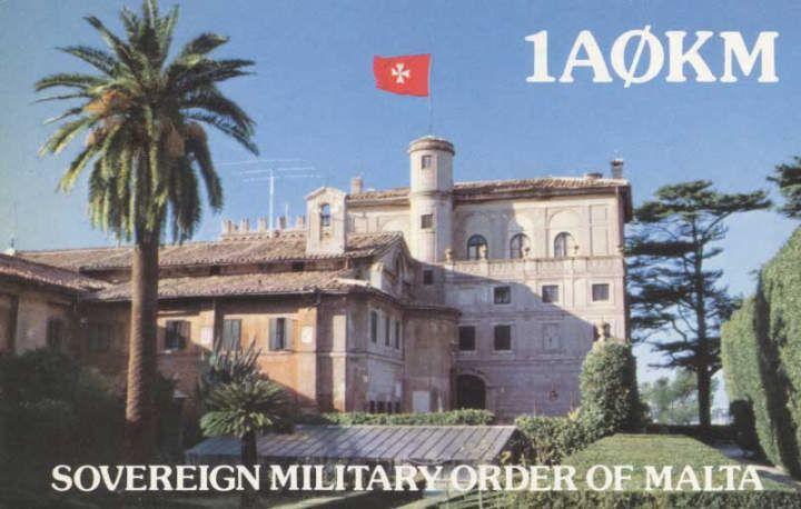 Мальтийский Орден 1A0KM