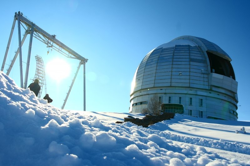 Special Astrophysical Observatory UE44F DX News