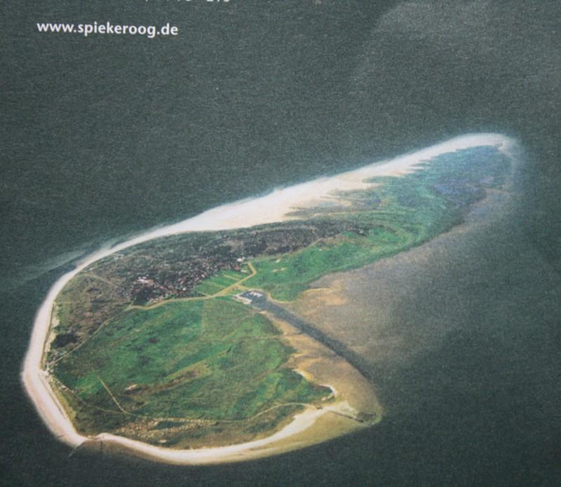 Spiekeroog Island