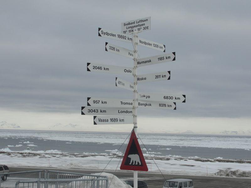 Spitsbergen JW/W2NAF JW/K8GU DX News