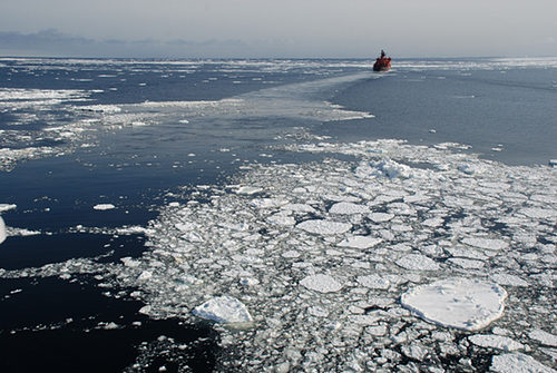 Sredny Island Archipelago Severnaya Zemlya DX News RV0ADW/0