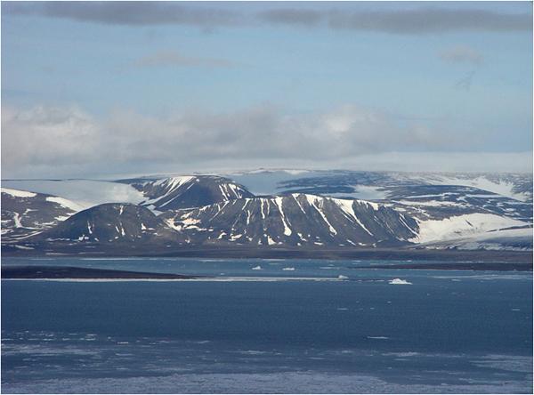Sredny Island Severnaya Zemlya Archipelago RV0ADW/0