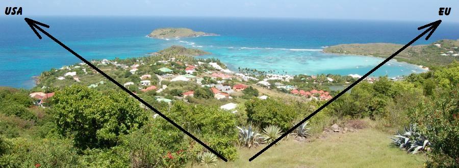 St. Barthelemy Island FJ/OS1T