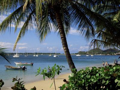St. Lucia Island DX News J6/DF2SS J6/DL1VKE