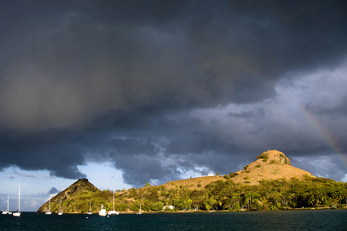 St. Lucia Island J6/DF2SS J6/DL1VKE