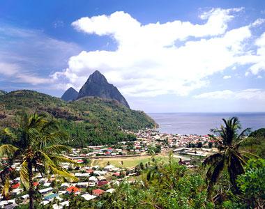 St Lucia Island J6/W0MU