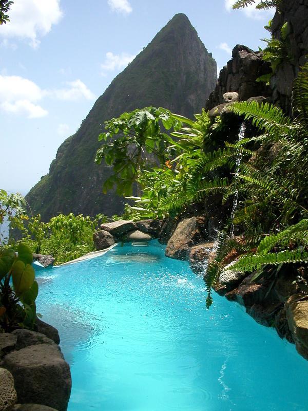 St. Lucia Islands J6/W0MU