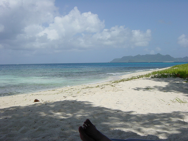 Остров Сент Винсент J88DR 2011