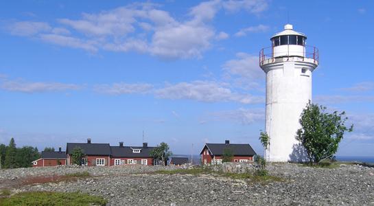 Остров Stora Fjaderagg