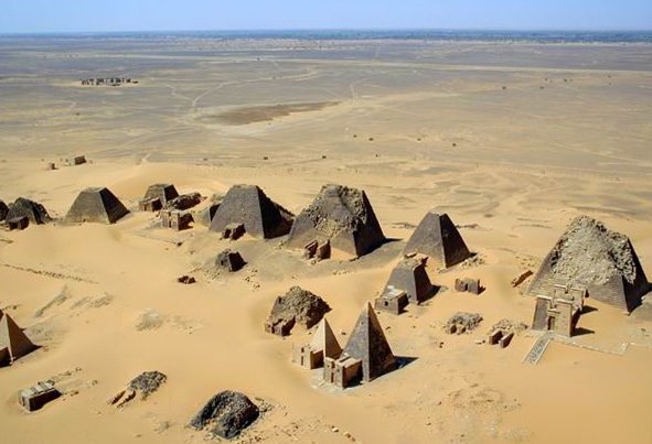 Sudan ST2FT Tourist Attractions DX News