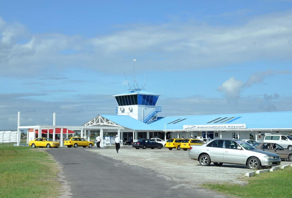 Суринам PZ5MM Аэропорт