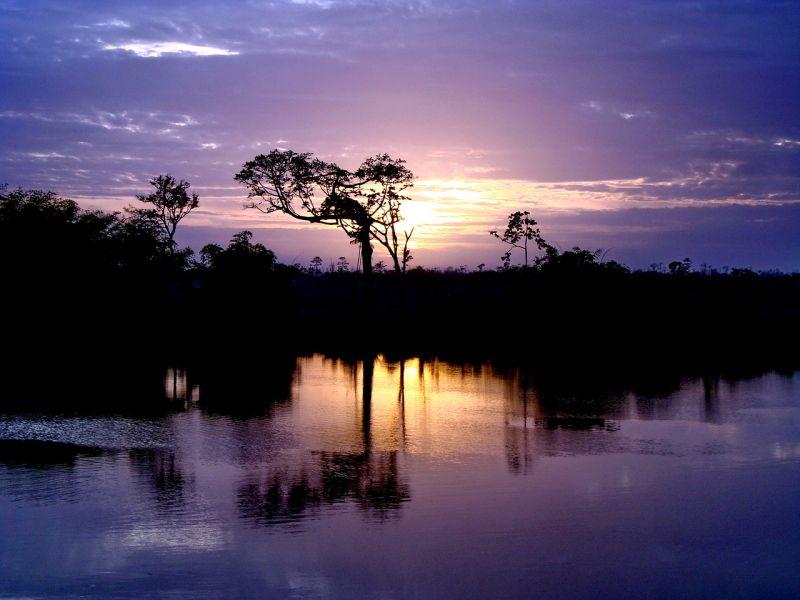 Suriname PZ5VB Tourist Attractions