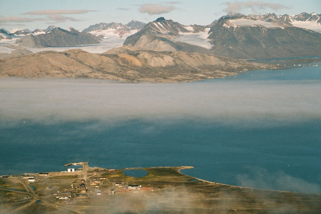 Svalbard Islands DX News