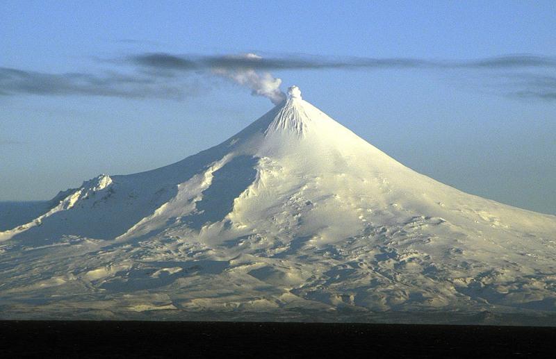 Svalbard Islands JW8BCA Volcano