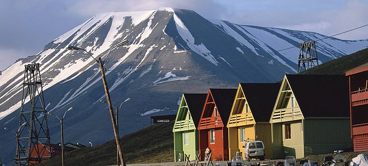 Svalbard Islands JW8DW