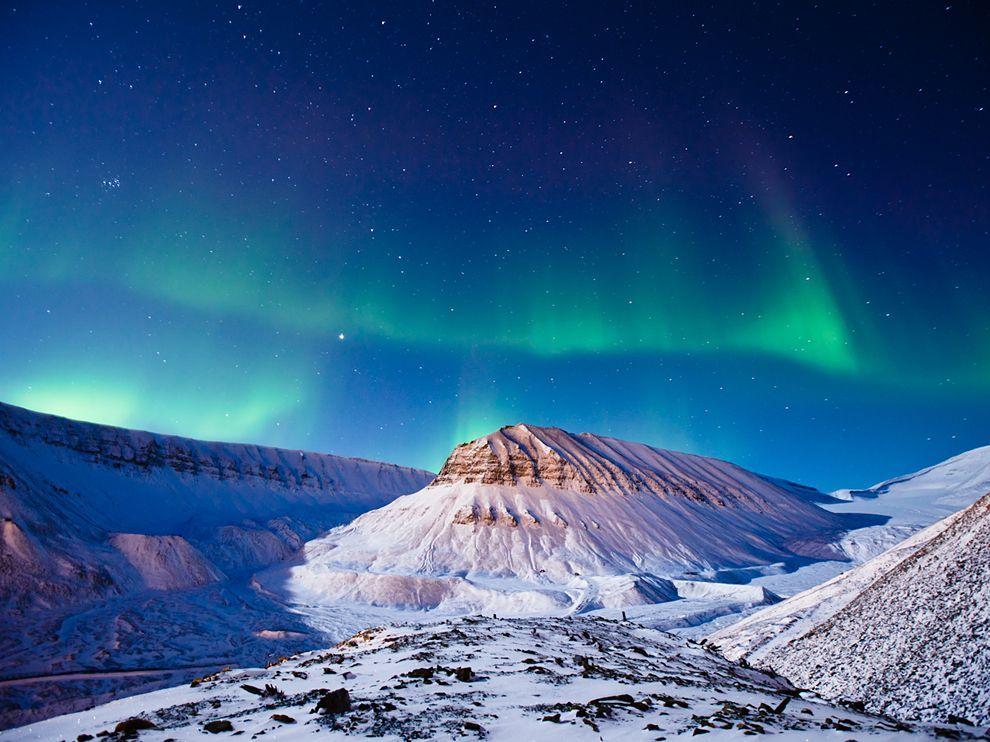 Svalbard JW4OFA DX News