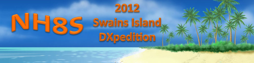 Swains Island NH8S