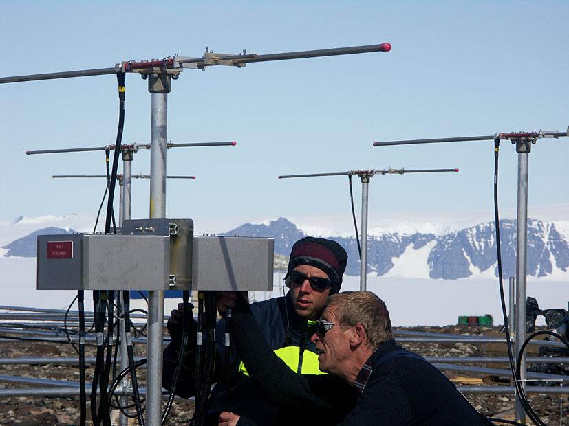 Swedis Antarctic Station WASA