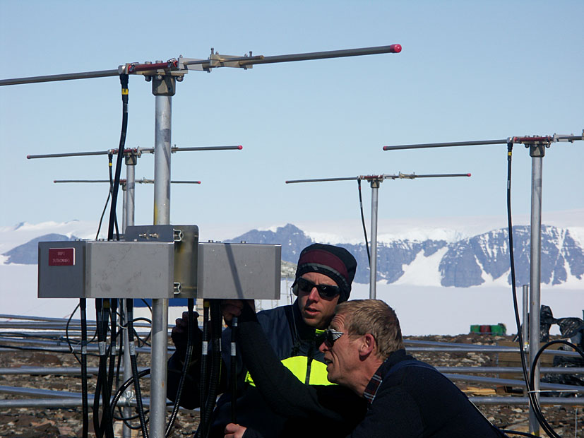 Антарктида Шведская Антарктическая Станция WASA