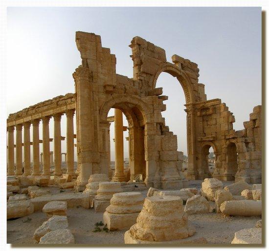 Сирия YK1BA
