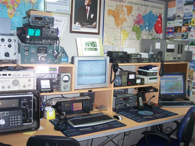 TC7KA Турция CQ WW DX SSB Contest 2009 DX Новости