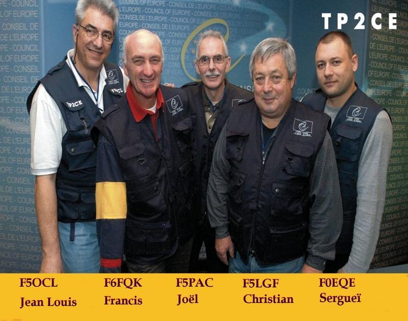 TP50CE QSL