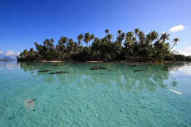 Остров Тахаа Французская Полинезия FO/F6BCW