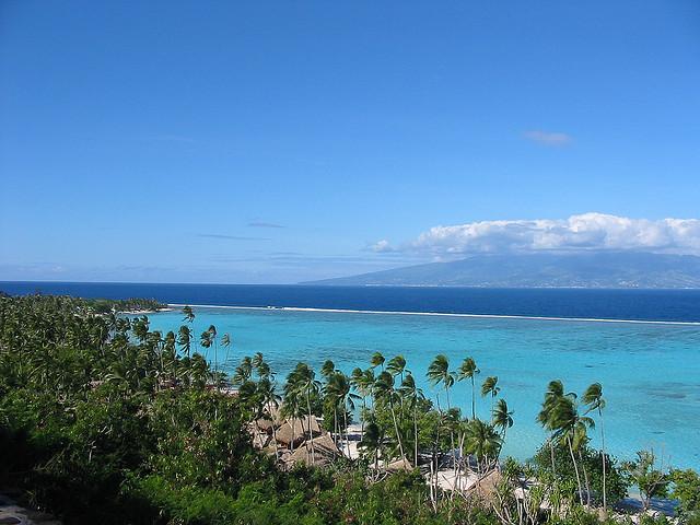 Tahiti Island Otaheite Island FO/F4EBT