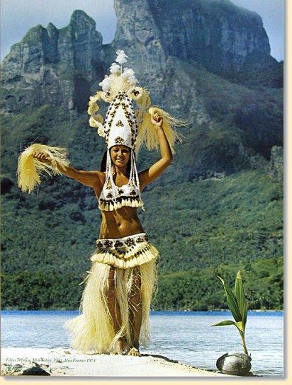 Tahiti Island FO/N6JA