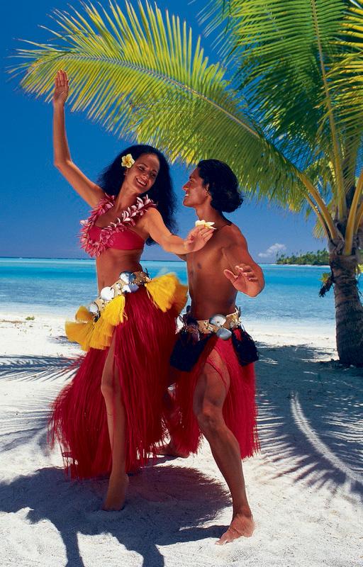 Tahiti Island French Polynesia TX4FO