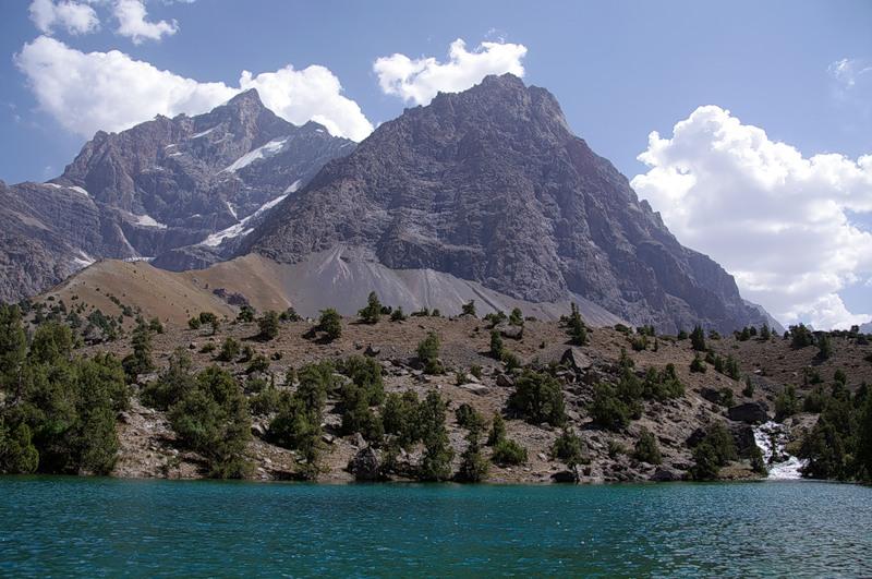 Таджикистан EY0A