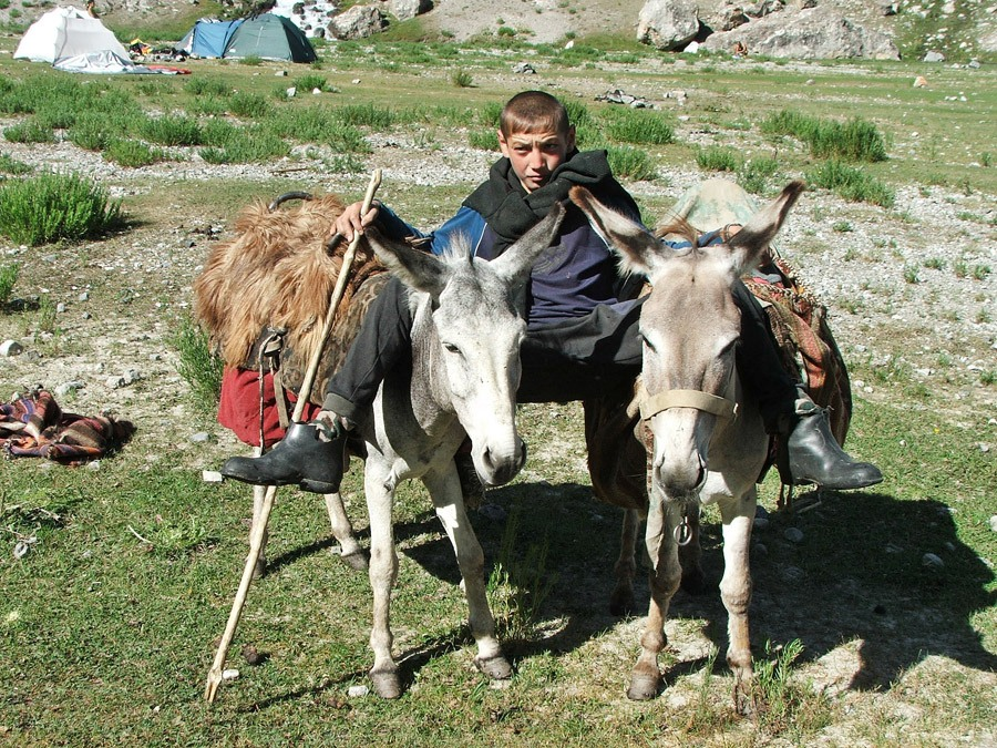 Tajikistan EY3M EY8ZA