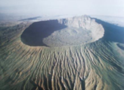 Танзания 5H3ACR 5I3A Кратер Вулкана