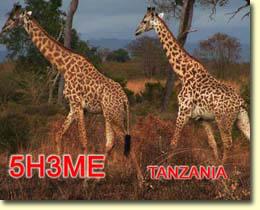 Танзания 5H3ME