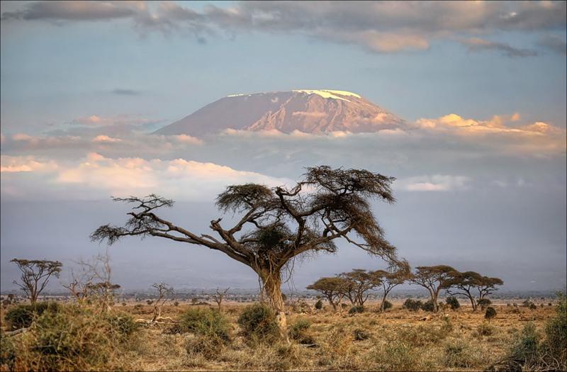 Танзания Килиманджаро 5H3MB